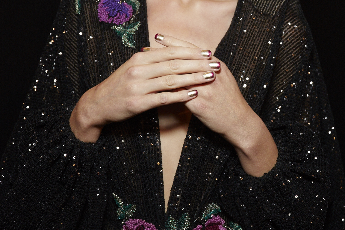 how to get the michael costello nyfw runway nails by essie