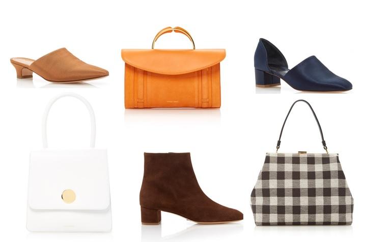 pre order mansur gavriel handbags shoes spring 2017