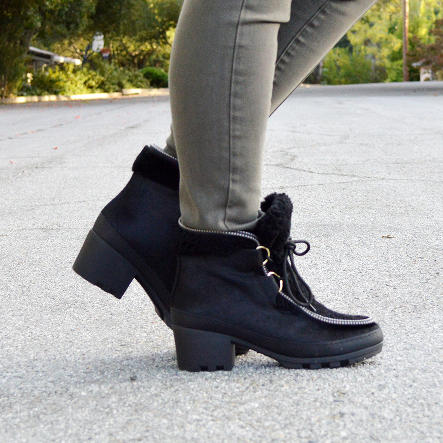 laceup winter boots