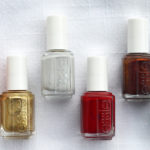 Essie Satin Sister nail polish review for winter