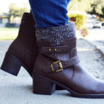 Bare Traps booties for fall