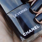 Chanel Gris Obscur nail polish fall 2016