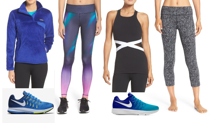 fall fitness outfit ideas routine