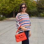 Fall horizontal stripes
