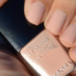 Chanel Pink Rubber nail polish holidays 2016