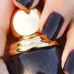 Diorific Cosmic nail polish for the holidays