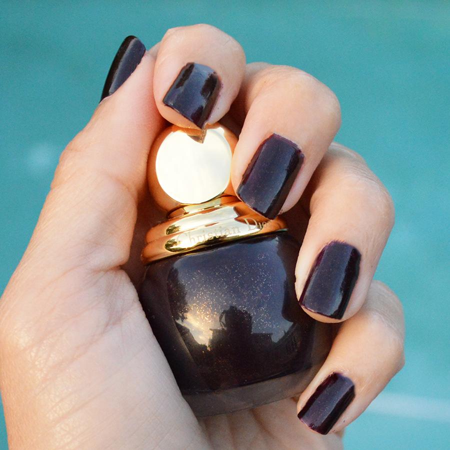 diorific cosmic nail polish holidays 2016
