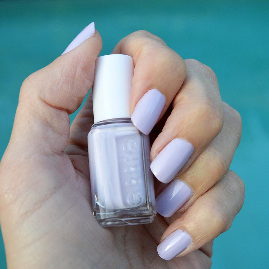 essie go ginza nail polish