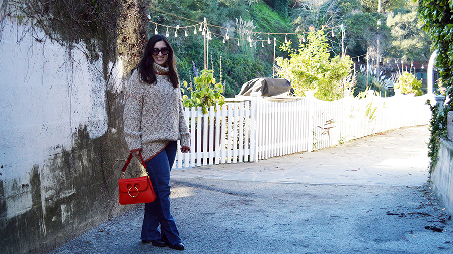 how to style a jw anderson pierce bag