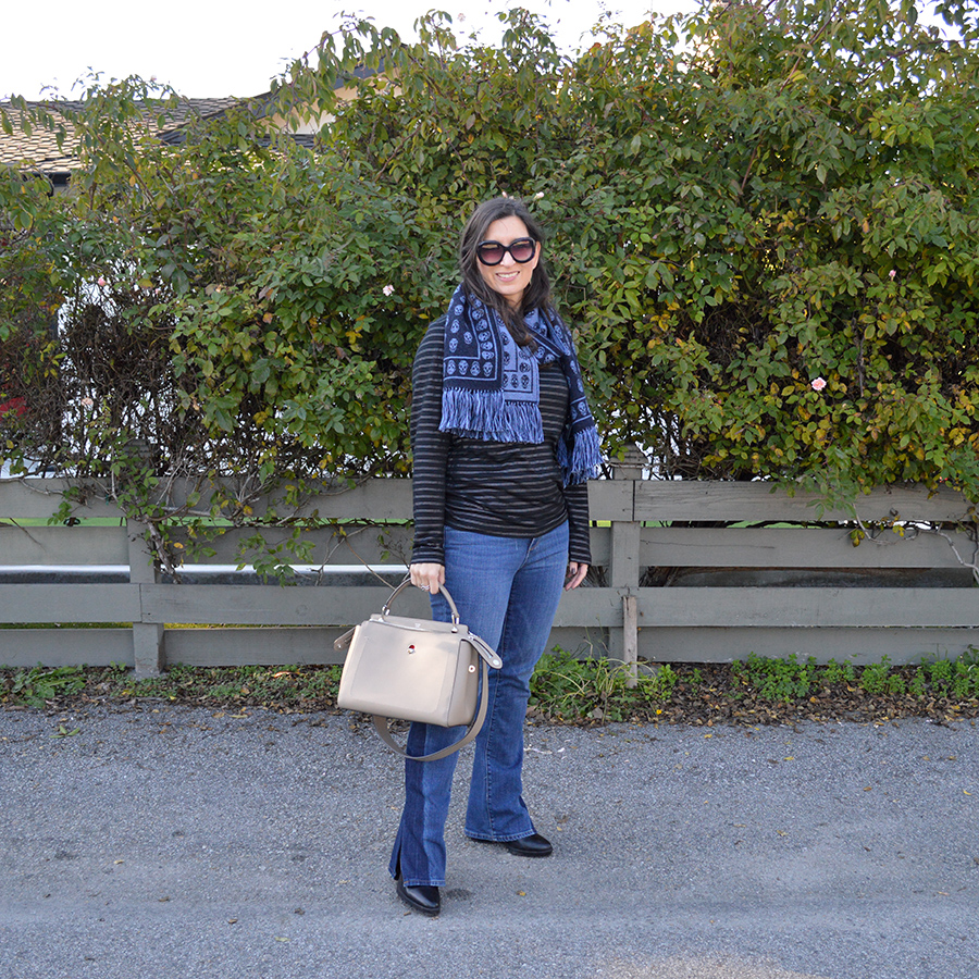 bay area style blogger