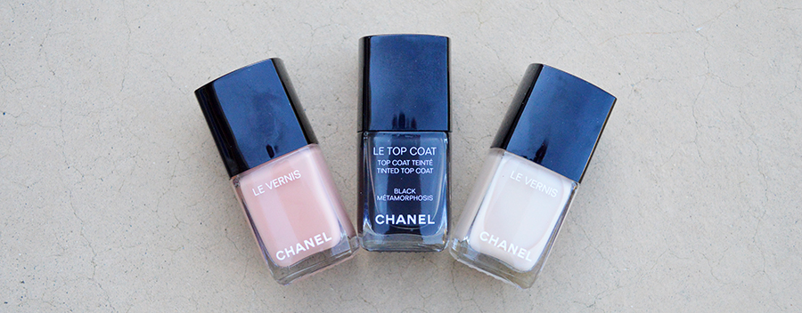 chanel nail polish collection spring 2017