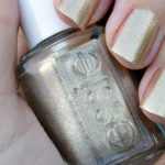 Essie Getting Groovy nail polish for winter