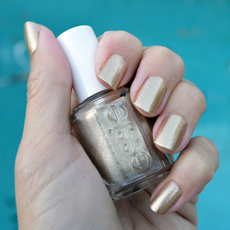 Essie Getting Groovy nail polish for winter | Bay Area Fashionista