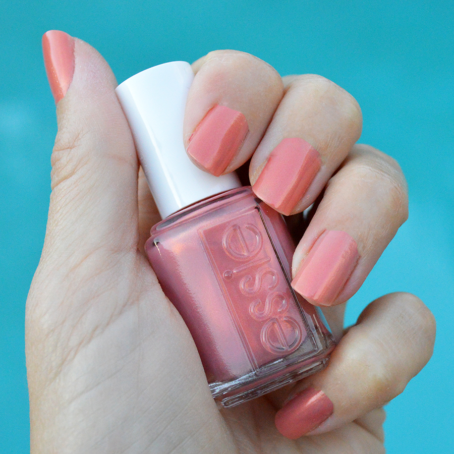Essie Oh Behave! Nail Polish Review