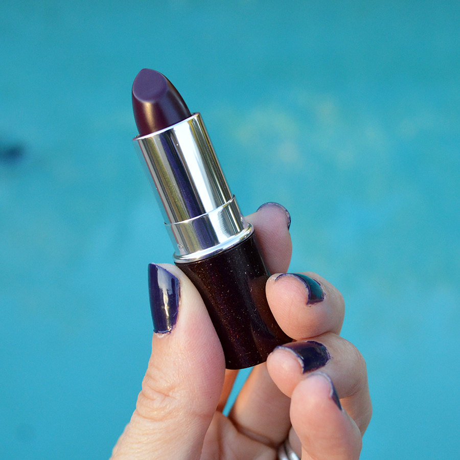 laura mercier stickgloss a rouge black orchid review