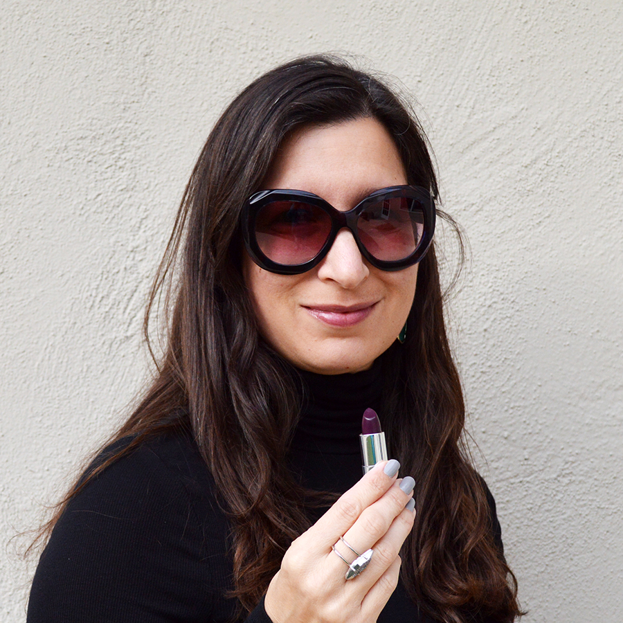 laura mercier gloss black orchid review