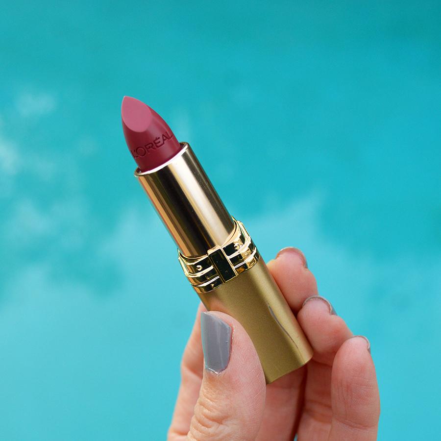 spring 2017 l'oreal lipstick