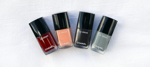 Chanel nail polish Act II for spring 2017