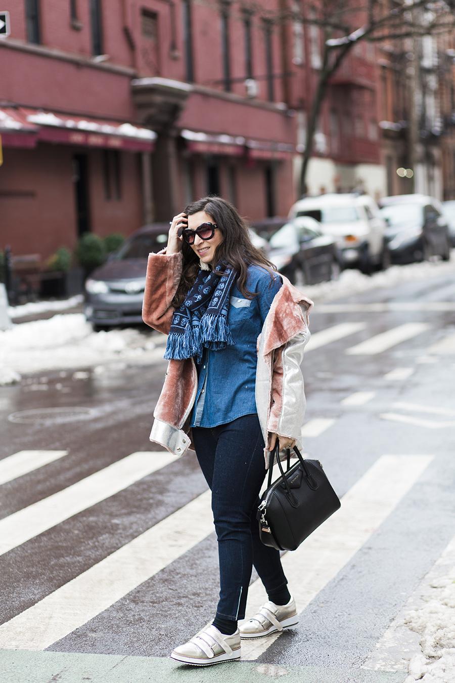 nyfw winter street style