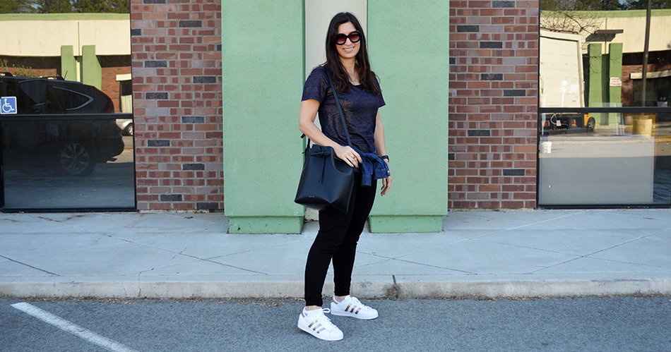 how to wear the athleisure trend