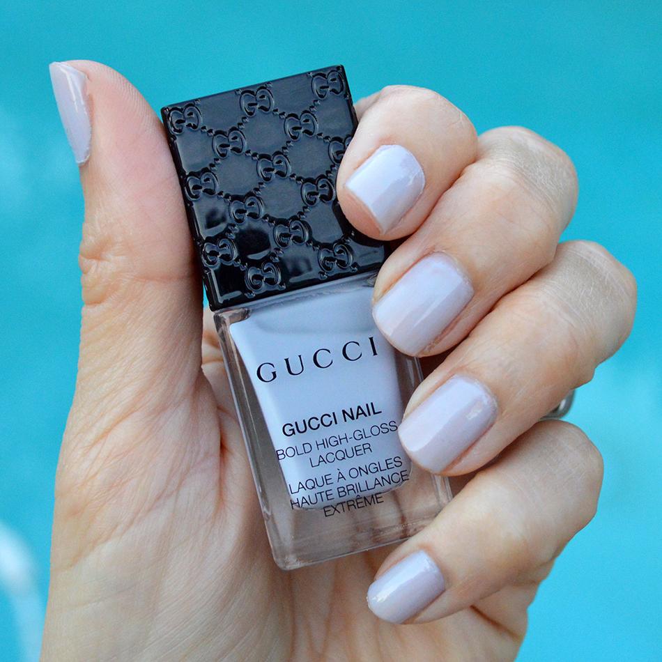 gucci swan nail polish spring 2017