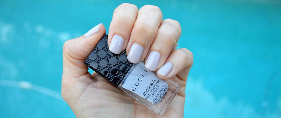 gucci spring 2017 nail polish