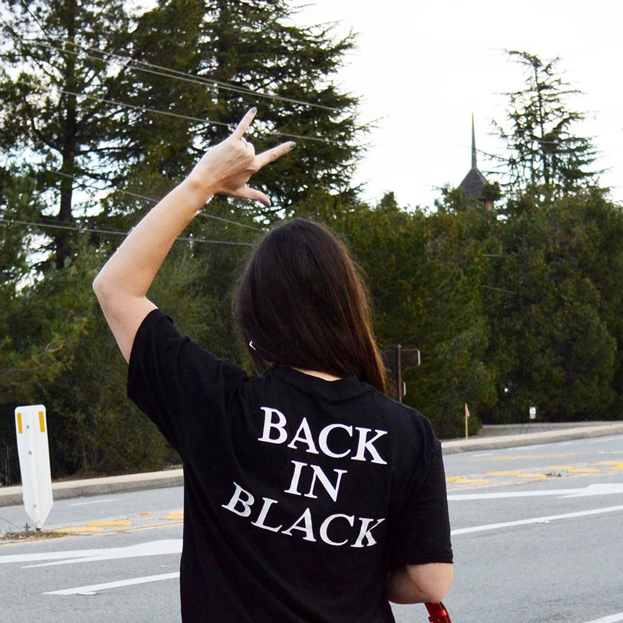 band t-shirt shirt trend
