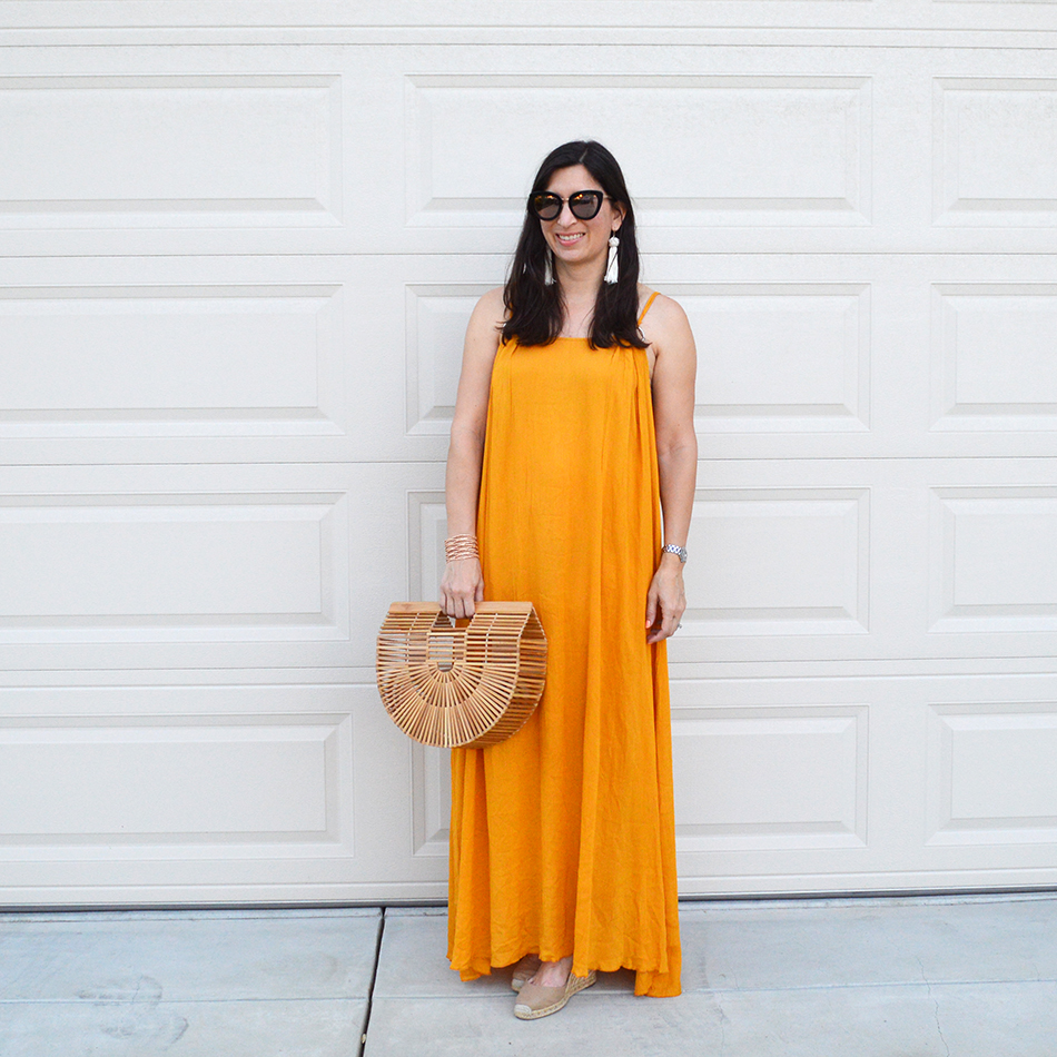 yellow for summer 2017