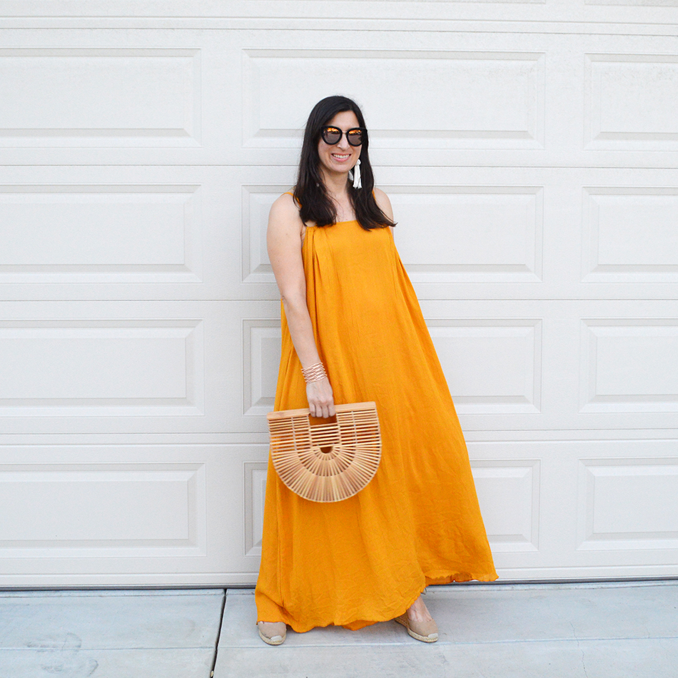 shein dress style blogger