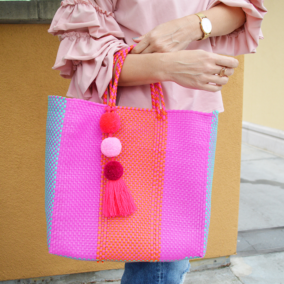 boutique mexico tote