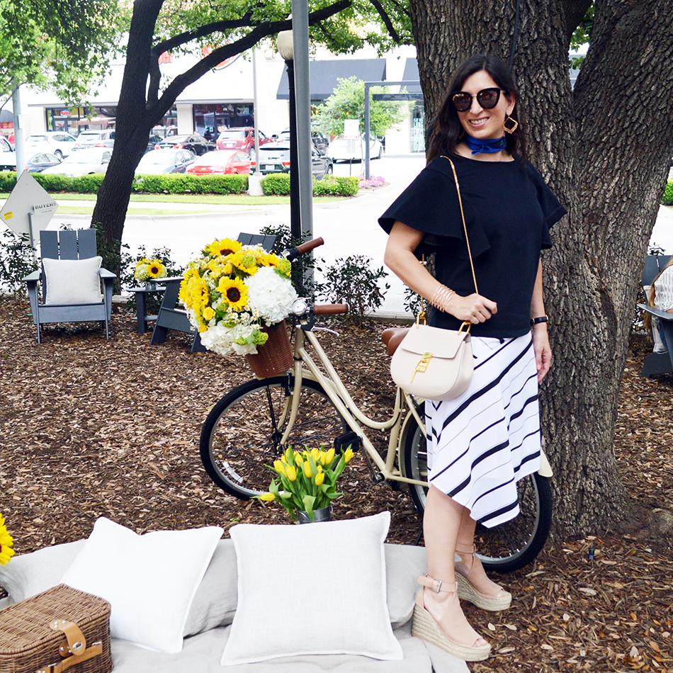 outfit idea picnic
