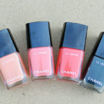Chanel cruise 2017 nail polish for summer review