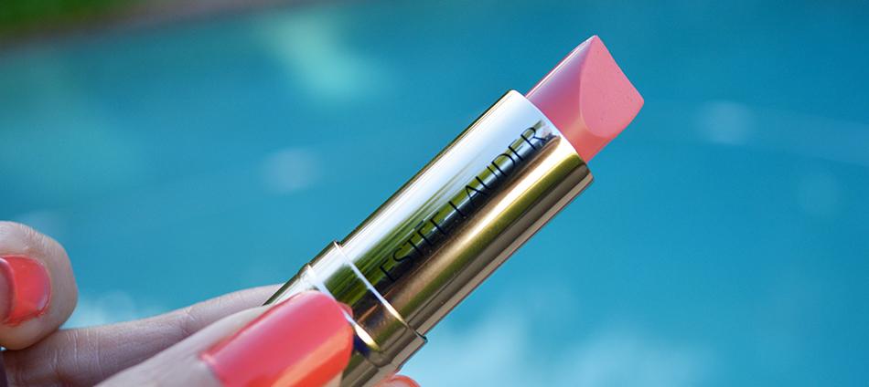 estee lauder pure color love lipstick collection review