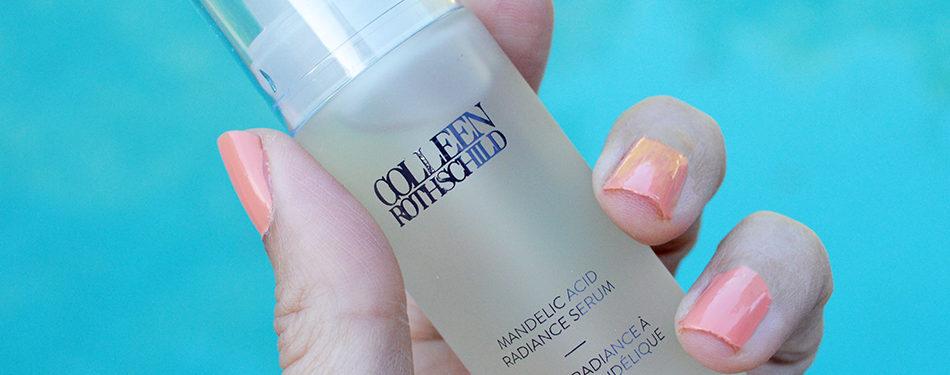 colleen rothschild mandelic acid radiance serum