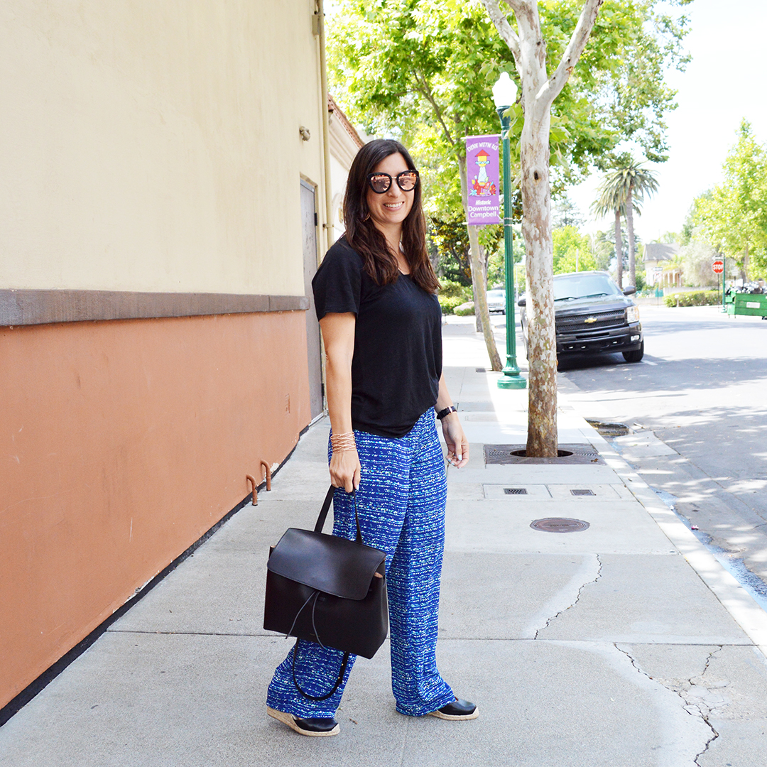 how to wear summer pants