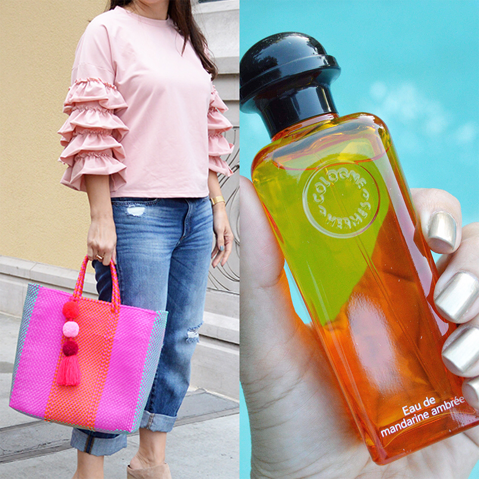 how to match your fragrance to your outfit