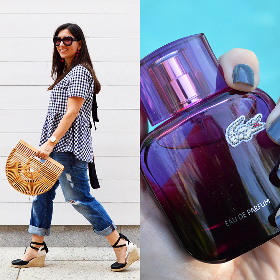 how to match your perfume to your outfit