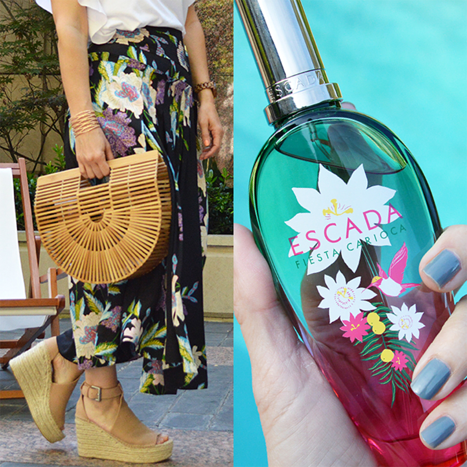 match perfume to outfit