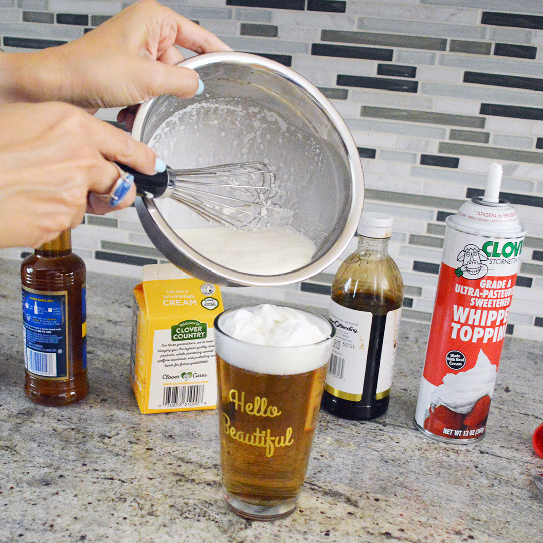how to make butterbeer at home